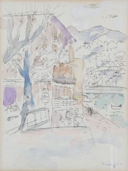 Henri MANGUIN - 1874-1949