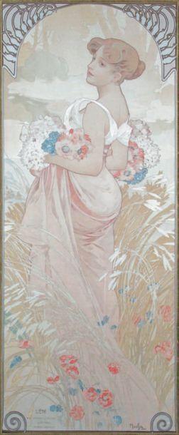 Alphonse MUCHA - 1860-1939
