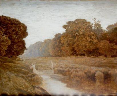 Émile René MÉNARD - 1861-1930