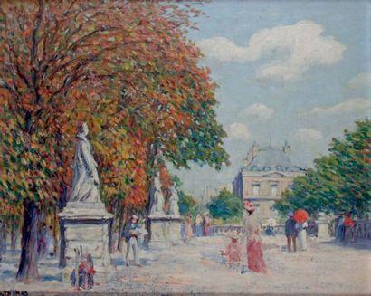 Paul THOMAS - 1868-1910
