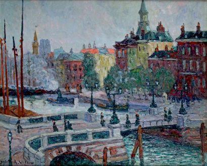 André WILDER - 1871-1965