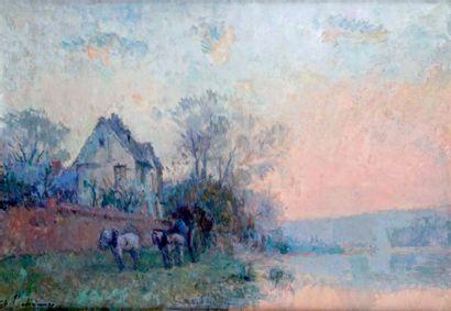 Albert LEBOURG - 1849-1928
