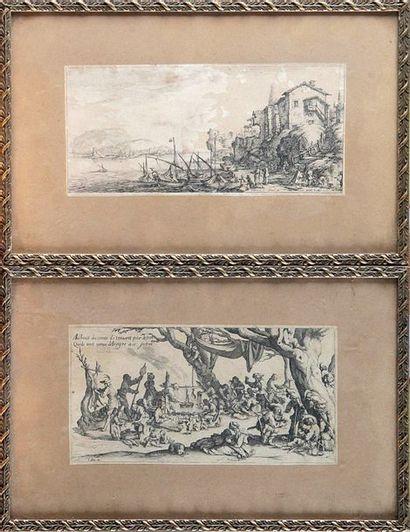 Jacques CALLOT - 1592-1635