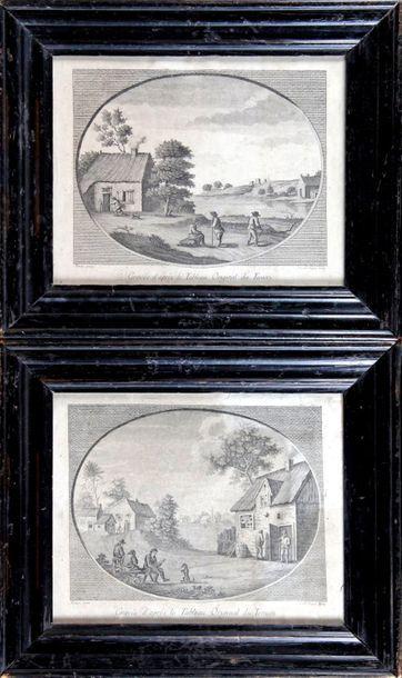 D'après David TENIERS - 1610-1690