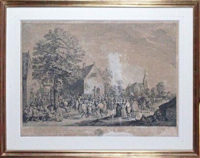 Jacques Philippe LE BAS (1707-1783) d'après David II