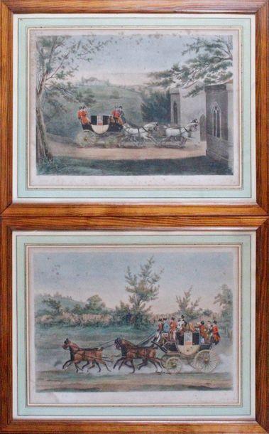 GRANDE-BRETAGNE, début XIXe siècle