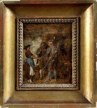 BAVIÈRE OU AUTRICHE, XIXe siècle
