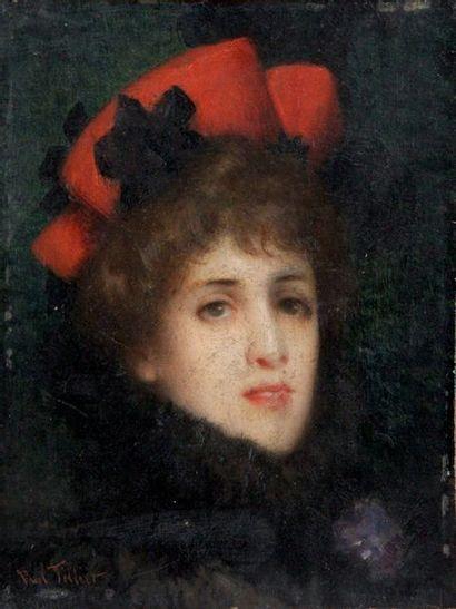 Paul TILLIER (1834-ca 1915)