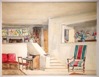 René Émile DURAND-ROY (1894-1970)