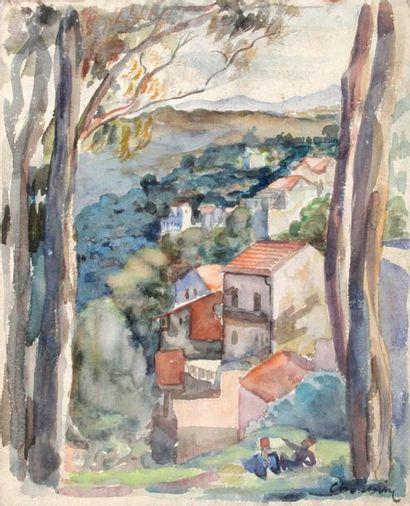 Serge CHOUBINE (ca 1900-1931)