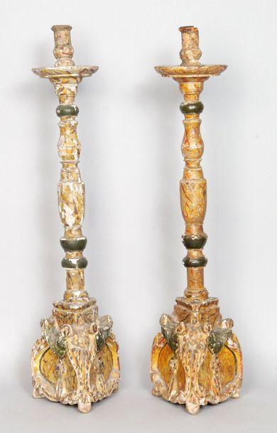 ESPAGNE OU Mexique, XVIIIe siècle
