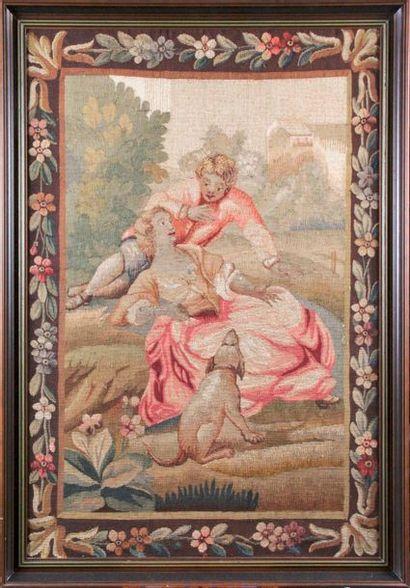 AUBUSSON, fin du XIXe siècl