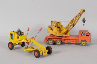 Dinky Super Toys France et Dinky Super Toys Angleterre