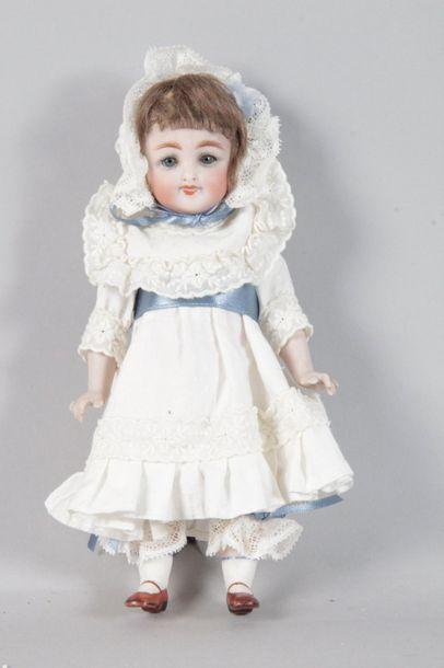 Grande poupée de type mignonnette avec tête...