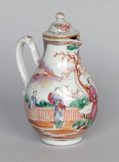 CHINE de Commande, vers 1800