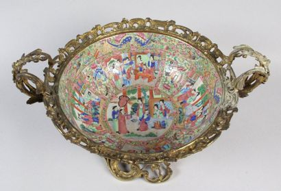 CHINE, CANTON, Fin XIXe siècle