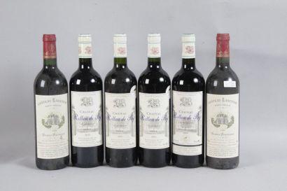 1 Blle Château ROLLAN DE BY (Médoc) 2010...