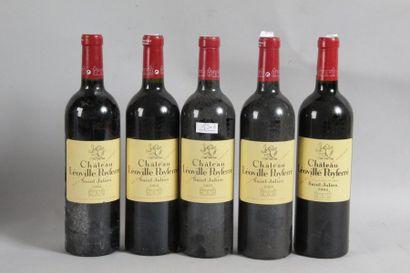 Attention lot modifié 1 Blle Château LEOVILLE...