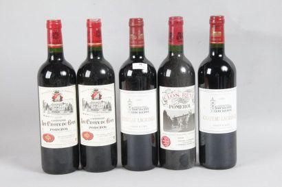 1 Blle Château LAGRANGE (St Julien) 2006...