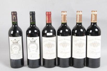 1 Blle Château MONBRISON (Margaux) 2012 -...