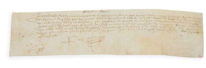 AMBROISE PARÉ (1509 (?)-1590)
