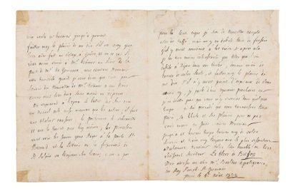 GEORGES LOUIS LECLERC, COMTE DE BUFFON (1707-1788)