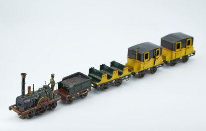 Train ADLER de MARKLIN 1936 créé pour le...
