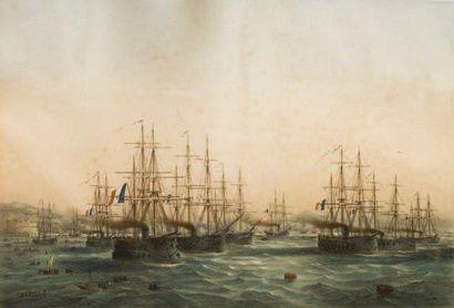 Marine Nationale, Flotte française en rade...
