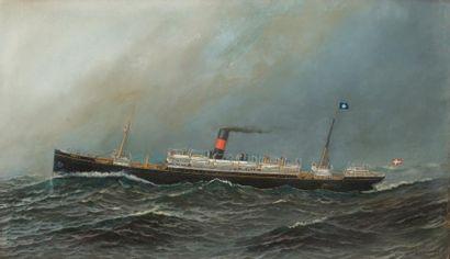 Antonio JACOBSEN (1850-1921)