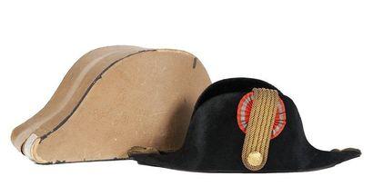 Felouque et épaulettes de la Marine Danoise