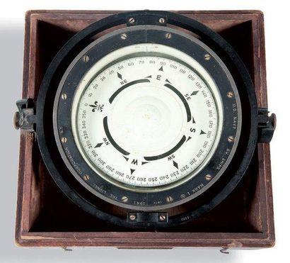 Compas de US Navy de marque the lionel corporation...