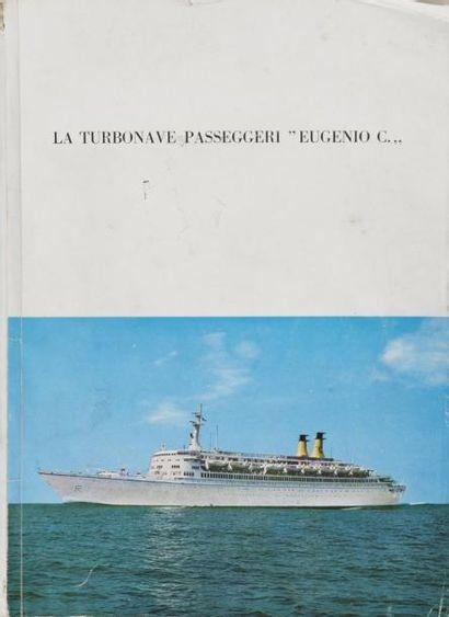 La turbonave passeggeri Eugenio C