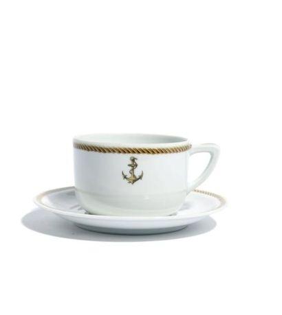 Marine Nationale, service officier Porcelaine...