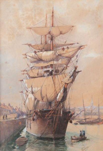 M. PALLANDRE (XIX-XX)