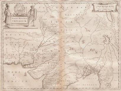Carte marine des Iles Canaries D'après les...