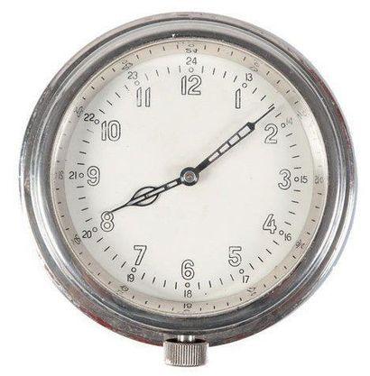 Horloge de cloison D.: 20,5 cm