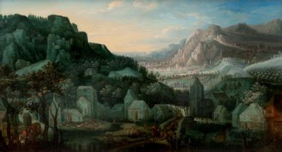 Josef van BREDAEL (Anvers 1688 - Paris 1739)