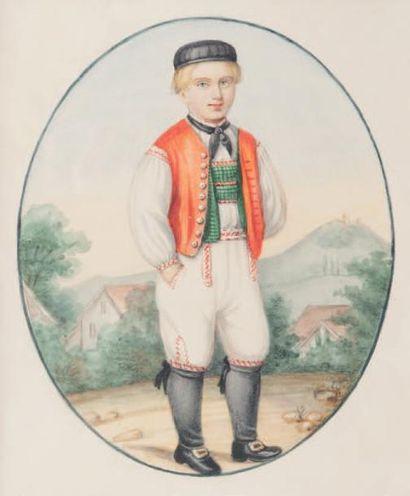 Nicolas ven der WAAG (1855-1936)