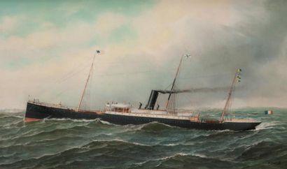 Marie-Edouard ADAM (1847-1929)