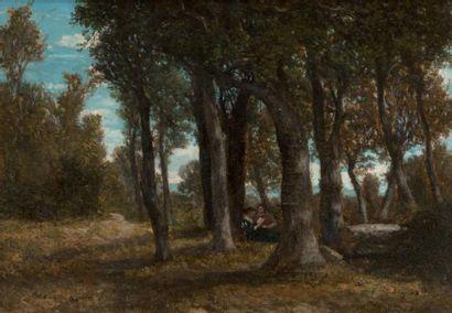 Serafino De Tivoli (1826-1892)