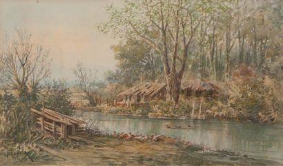 Émile HENRY (1842-1920)