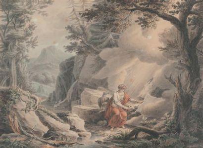 Jean Antoine CONSTANTIN D'AIX (1756-1844)