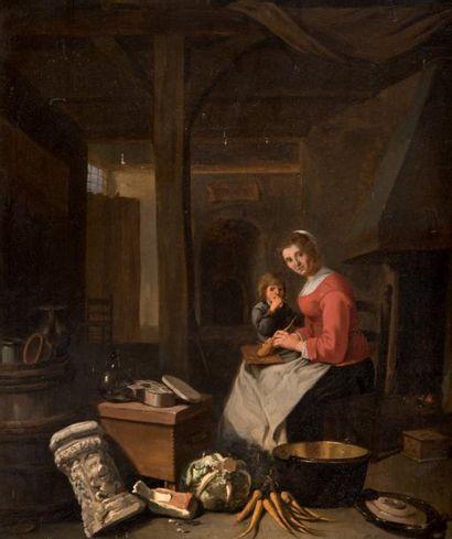 Pieter Jacob DUYFHUYSEN (1608-1677)
