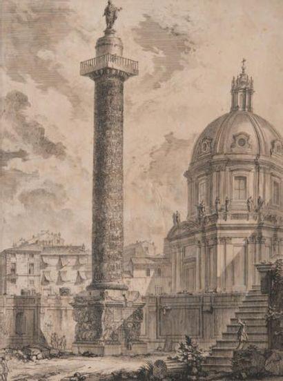 Giovanni-Battista Piranèse (1720-1778)