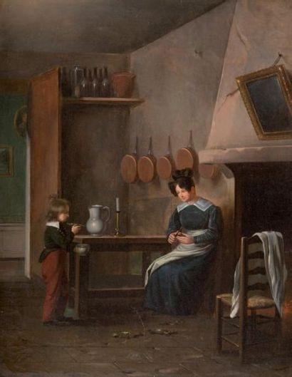 Désiré MAIGNEN de SAINTE-MARIE (né en 1794)