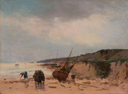 ÉCOLE NORMANDE du XIXème siècle