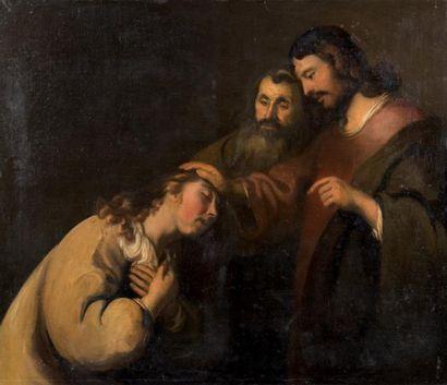 Jacob BACKER (1608-1651), attribué à