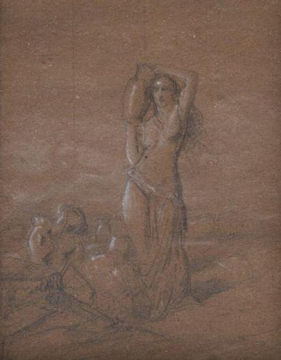 Théodore CHASSERIAU (1819-1856), attribué à