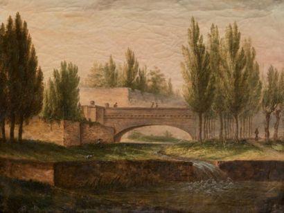 Ecole provençale de la fin du XVIIIème siècle