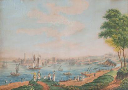 Antoine I ROUX (1765-1835), attribué à